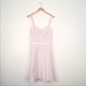 Ann Taylor Polkadot dress